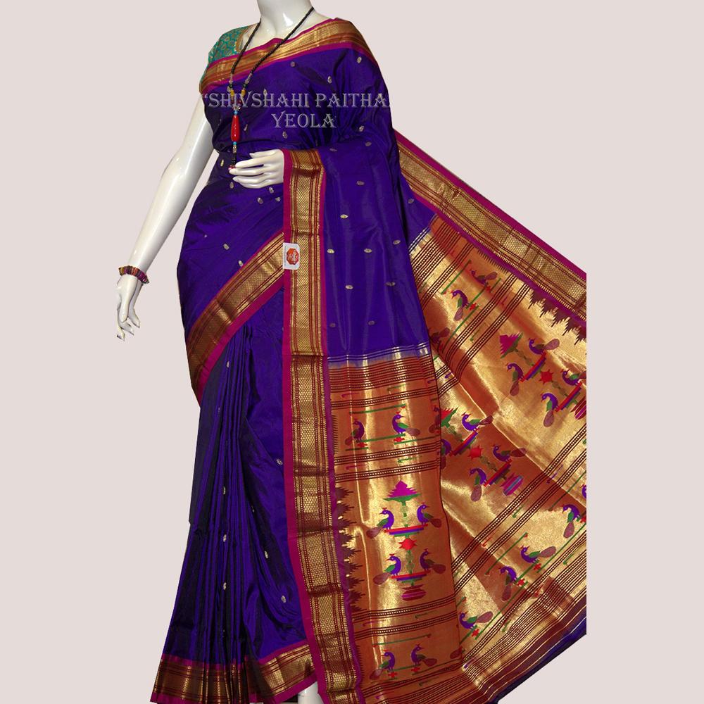 Fancy Pallu Saree