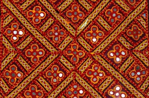 Rabari Work Fabric