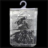 PVC Plastic Poly Hanger Bag