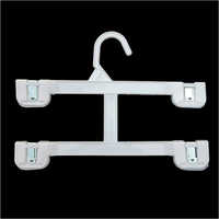 Double Plastic Hanger Clip