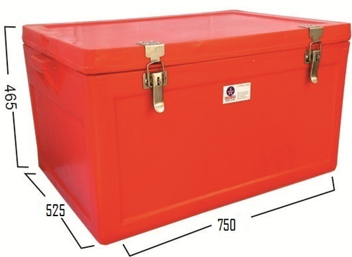 Plain Insulated Ice Box 100 Ltrs