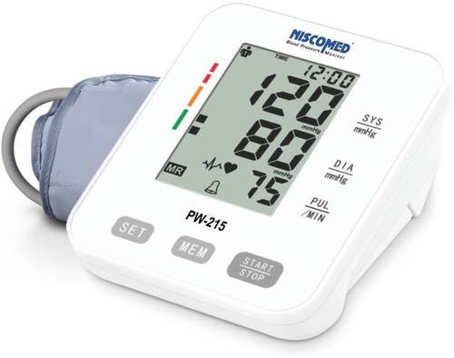 Fully Automatic Electronic Blood Pressure Monitor PW-215
