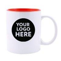 Logo Printed Inside Color Mug