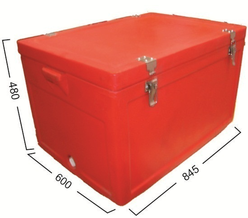 Plain Insulated Ice Box 150 Ltrs