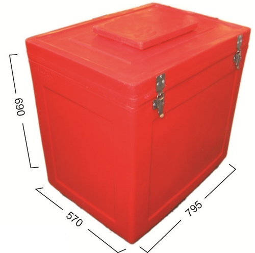 Vending Lid Insulated Ice Box 150 Ltrs
