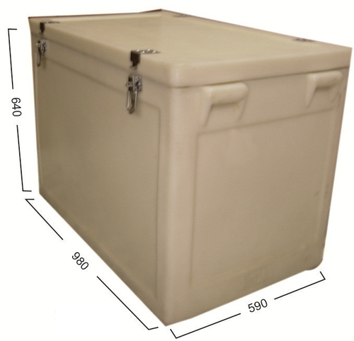 Insulated Ice Box 220 Ltrs