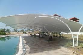 Tensile Fabric Sheds