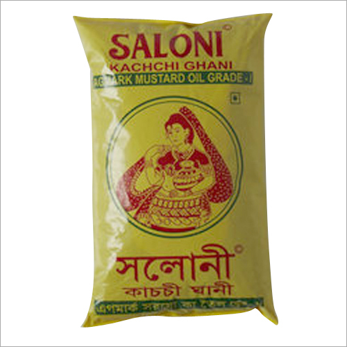 Saloni Kachchi Ghani Mustard Oil