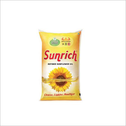 Sunrich Refined Sunflower Oil