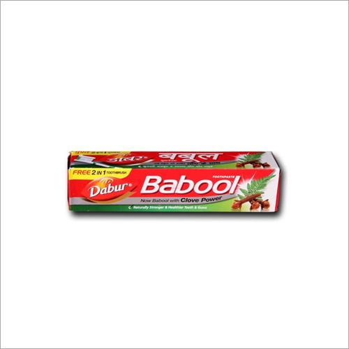 80 gm Dabur Babool Toothpaste