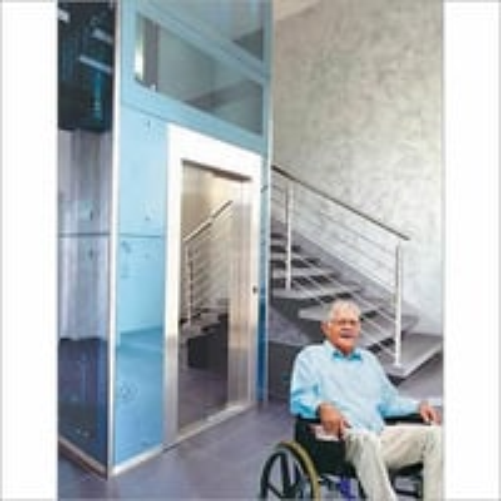 MRL Gearless Elevators
