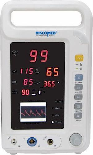Pulse Oximeter With NIBP AQUA 7 Lite