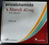 XTANDI Enzalutamide 40MG Capsules