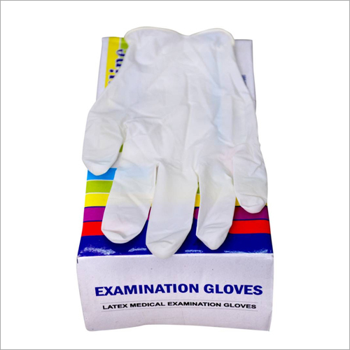 Latex Medical Examination Gloves