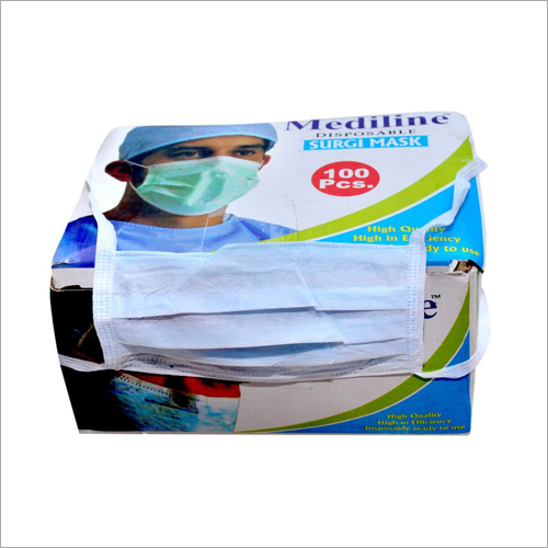 Disposable Surgeon Mask