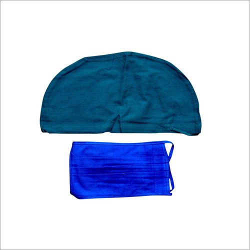 Round Disposable Head Cap