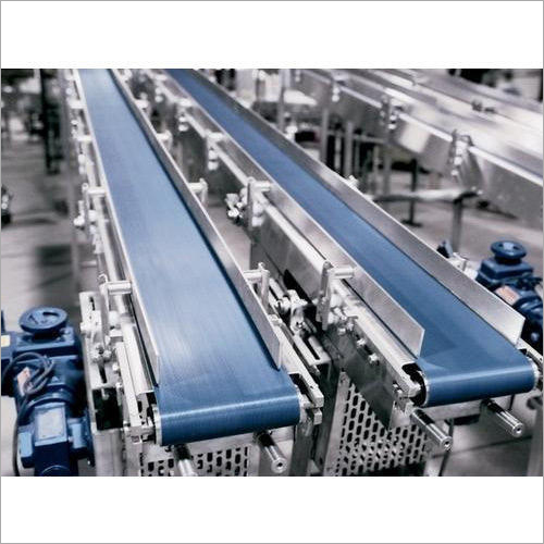 Continuous Belt Conveyor System