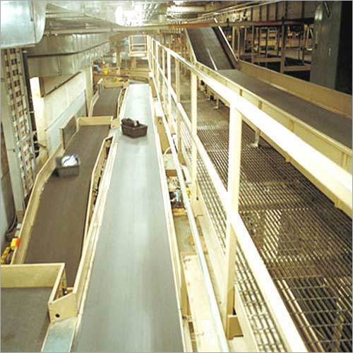 Belt Screw Conveyor Systems