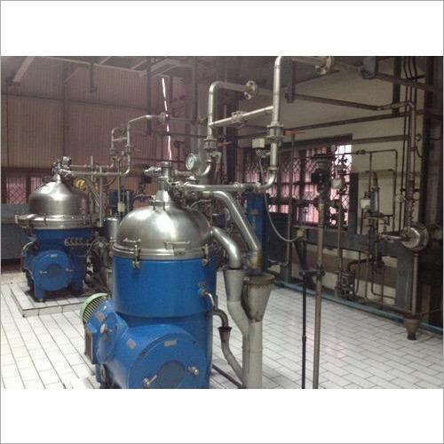 Soya Refinery Plant  Service