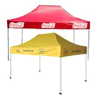 Promotional Tent With Printing