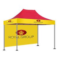 Showroom Promotional Tent