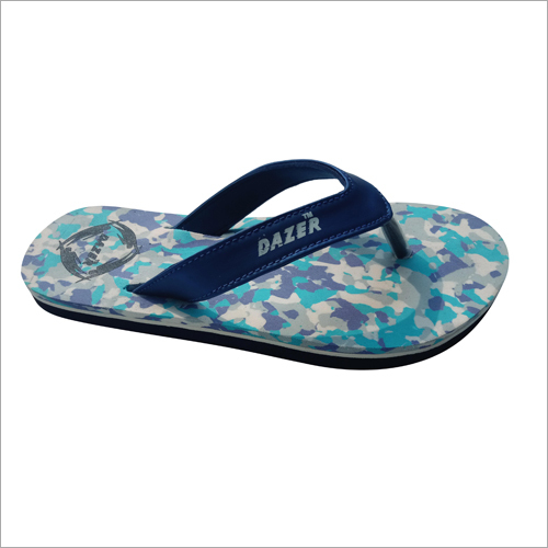 Boys Embossing Printed Flip Flop Slipper