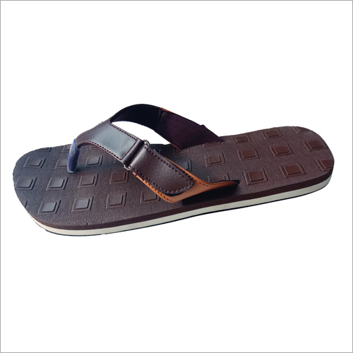 Mens Fancy Flip Flop Slippers
