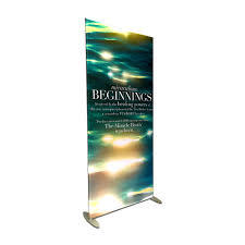 Customized Roll Up Standees