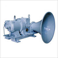 Marine Electric Siren