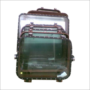 Aluminium Weldable Marine Window