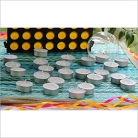 Tea Light White Candles