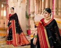 Weaving Silk Sarees