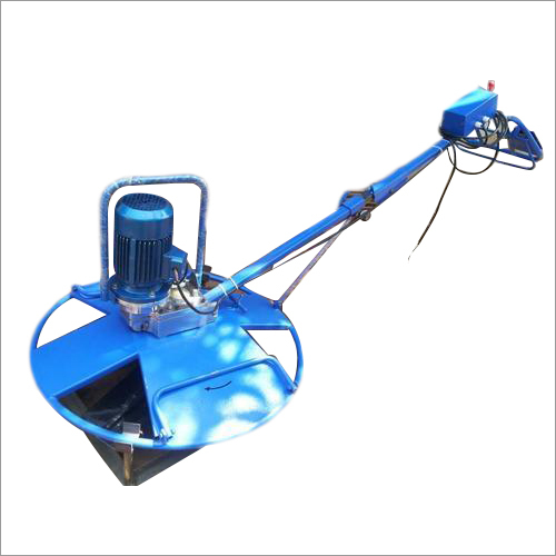 Power Trowel Cum Floater Machine