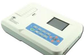 ECG Machine Three Channel 300G
