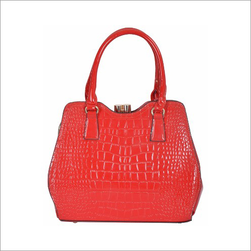 Ladies Leatherette Handbag