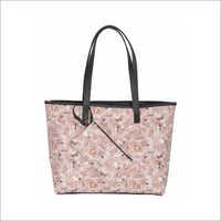 Ladies Synthetic Leather Handbag
