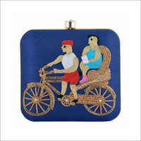 Ladies Fancy Clutch Bag