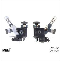 Star Dop with Lock System