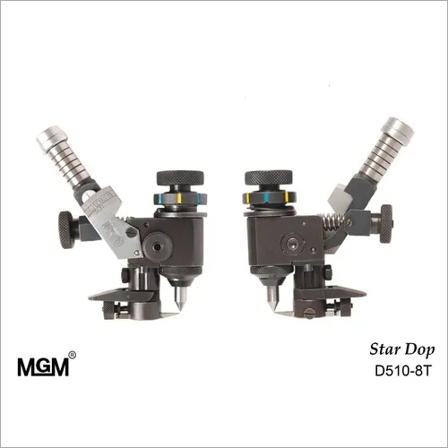 Diamond Polishing Star Dop Improved