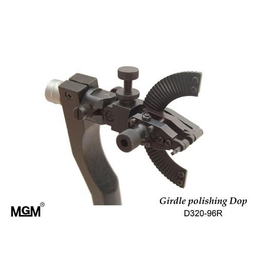Girdle Polishing Dop with Revolving Pot