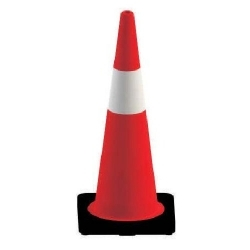 Heavy Base Traffic Cone