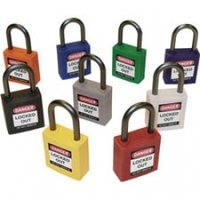 Compact Safety Padlock...