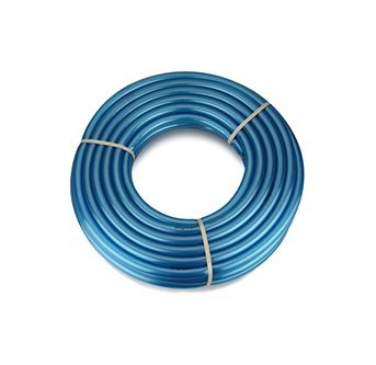 Blue Garden Pipe