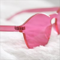 Sunglasses-Candy Pink