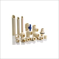 Hot water pipe fittings