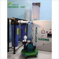 Industrial Water Disinfection System by Aeolus
