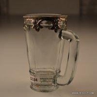 Glass Jug Water Pitcher decorative Lemon Setes