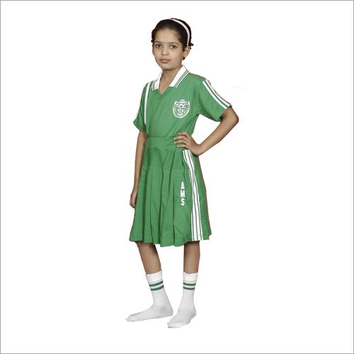 Customized Girls School Uniform