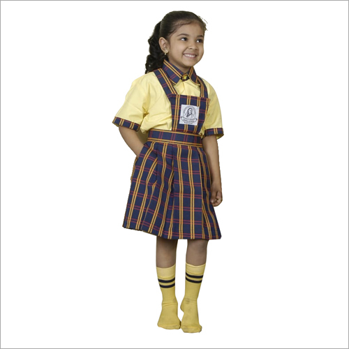 Girls Primary School Uniform