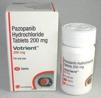 Votrient Pazopanib 200mg Tablets